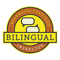 InterNACHI Certified Bilingual Inspector
